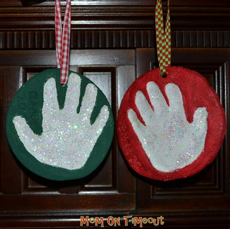 salt dough christmas ornaments mom on timeout