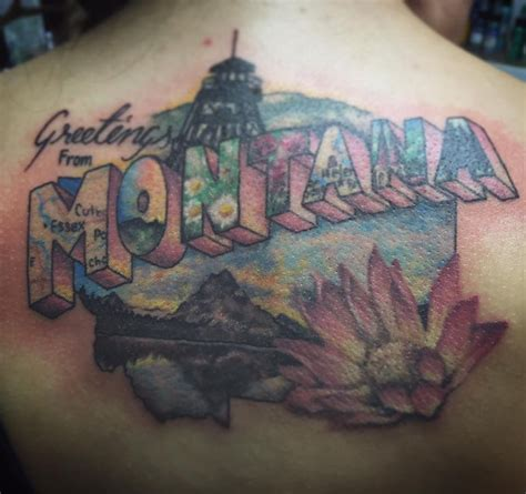 tattoo billings mt montana for tattoos inspired by the big sky state
