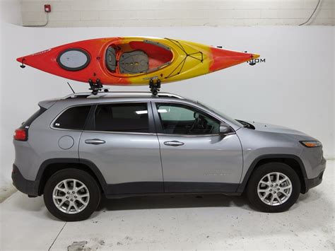 mazda carriers mazda cx 9 thule hull a port kayak carrier w tie downs j