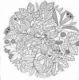 Coloriage de mandala adulte | Coloriage enfant à imprimer