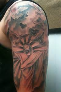 Religious Half Sleeve Tattoo Ideas  Need Collection Of