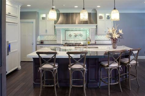Kitchen Cabinets Wine Rack by Restoration Hardware Style Home Transitional Kitchen