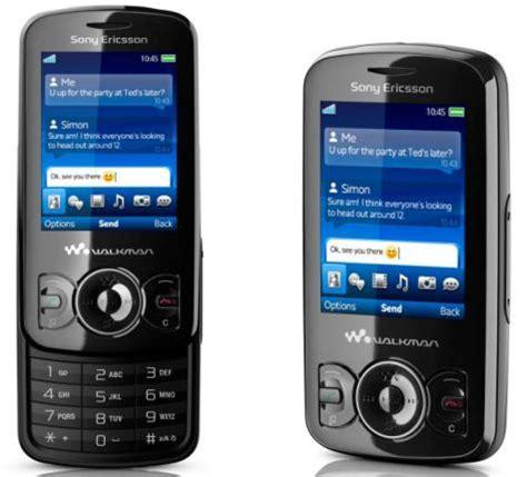 Flexibel Sliding Sony Ericsson W100i Spyro sony ericsson spiro w100i with walkman features specs price techhail