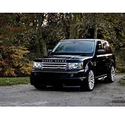 2012 Land Rover Range Car Wallpaper