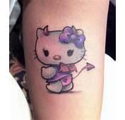 20 Crazy Hello Kitty Tattoos