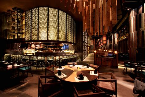 design interior cafe jakarta enmaru japanese fine dining restaurant by metaphor