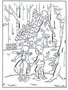 Hansel Y Gretel La Casita De Chocolate