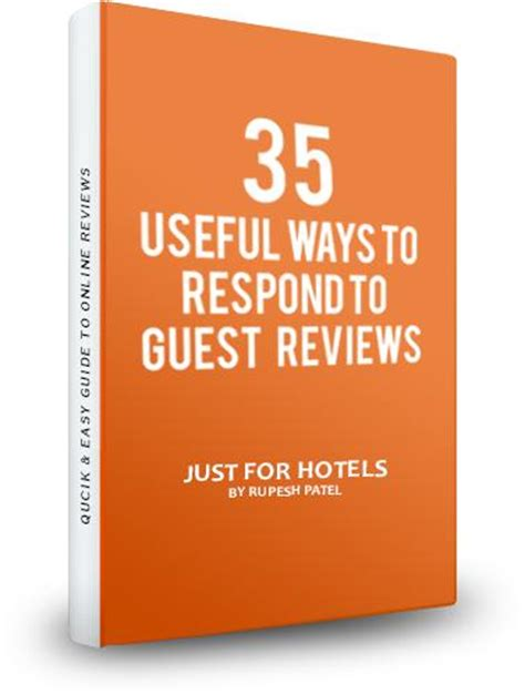 Be A Guest Product Reviewer by 35 Best Ways To Respond To Guest Reviews Emailed To You