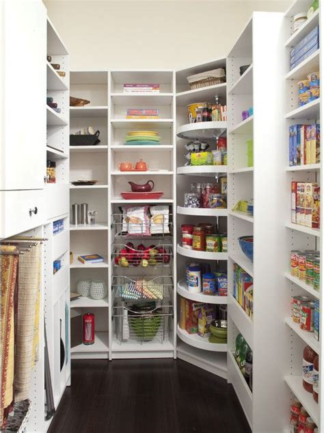Corner Pantry Storage Solutions by Kitchen Storage 10 Cool Kitchen Pantry Design Ideas In