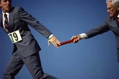 Mba Baton by How To Pass The Baton In Your Business Presentation