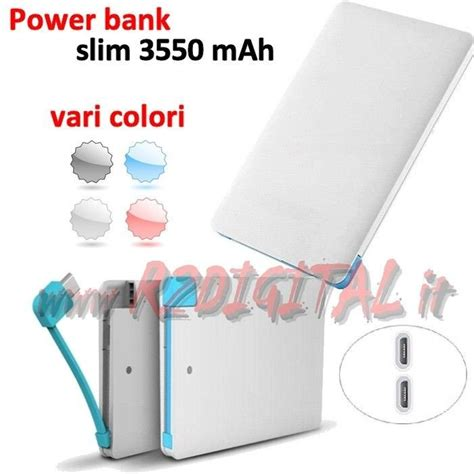 Power Bank Roles R2 3500mah antenna ricevitore ultra potente 20000g wifi n usb