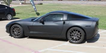 matte black car wrap images