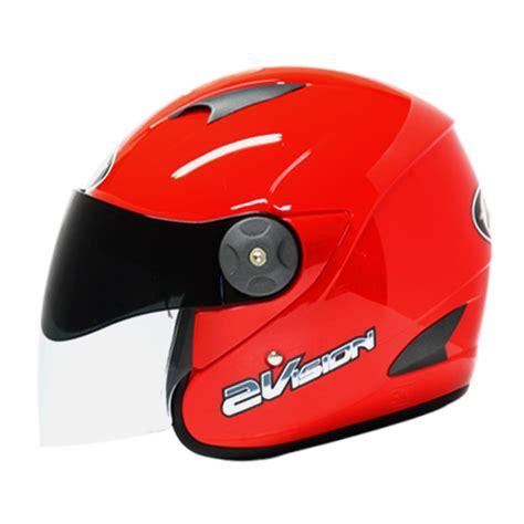Jual Kaca Helm Kyt 2 Vision by Helm Kyt 2 Vision Solid Pabrikhelm Jual Helm Murah