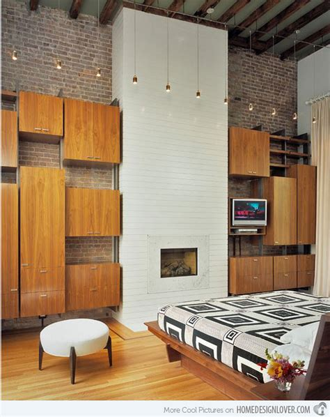 Modern Room Cabinet Design by 20 Modern Bedroom With Fireplace Designs House