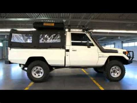 land cruiser pickup 1998 greg miller s 1998 hzj75 land cruiser pick up youtube