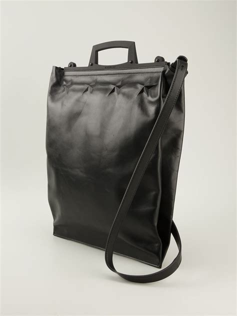 Givency Blck Parvert Tote Pouch lyst givenchy tote bag in black for