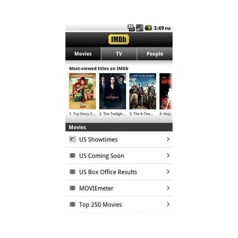 imdb mobile android apps top 10 looking android apps