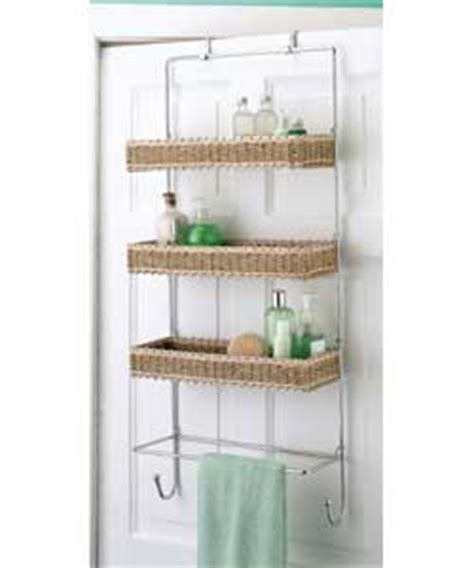seagrass door storage bathroom accessorie review