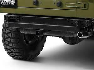 Jeep Tj Hitch Redrock 4x4 Wrangler Hitch Textured Black J100179 87 06