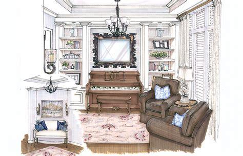 Images Of Interior Design For Kitchen interior design colored renderings flower mound kristy