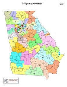senate districts map government senate districts statewide general