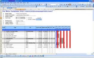 daily gantt chart excel template get production schedule excel templates projectmanagersinn