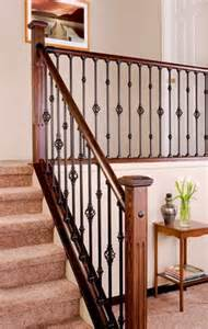 Indoor Banisters by Indoor Railings And Banisters Interior Stair Railings