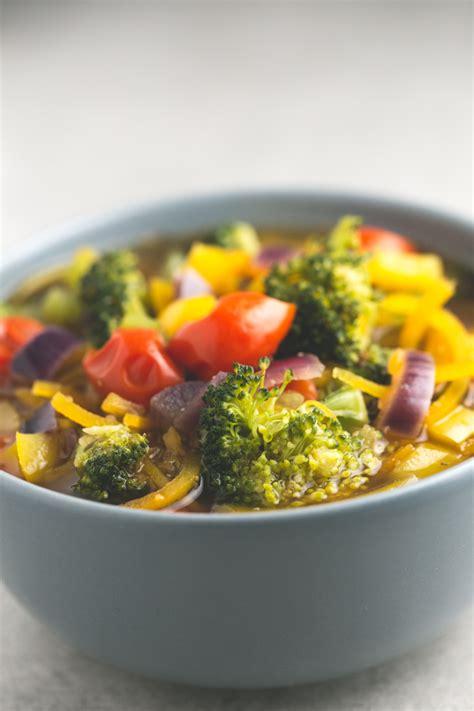 Simple Vegan Detox Recipes by Simple Vegan Detox Soup Simple Vegan