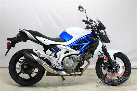 Everett Suzuki Suzuki Motorcycles For Sale In Everett Washington