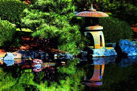 Garden Of Tranquility garden of tranquility photograph by brian davis
