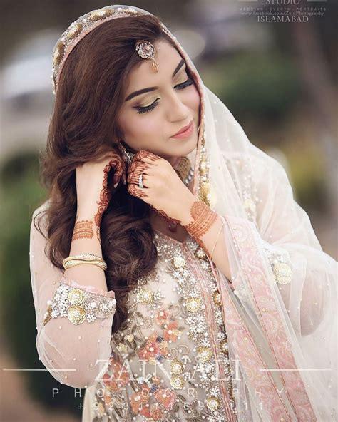 pakistani bridal dresses  latest mehndi barat