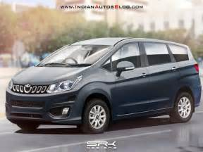 Xylo Mahindra Interior Mahindra Mpv Rendered Innova Crysta Hexa Rival Considered