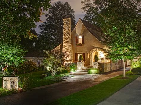 Cottage Outdoor Lighting How To Add Curb Appeal To Your Yard Hgtv