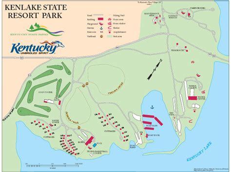 kentucky lake map pdf kenlake state resort park map hardin ky mappery