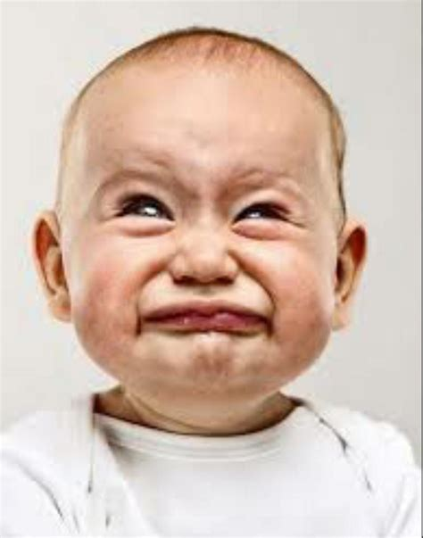 Crying Meme Face - baby crying face funny meme photo