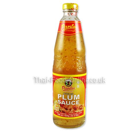 Plumb Sauce by Plum Sauce Pantai From Your Authentic Thai Supermarket