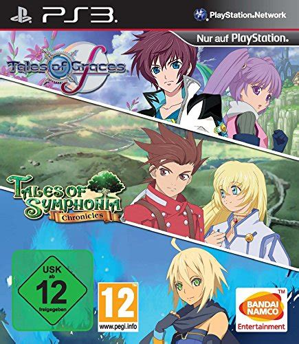 Tales Of Symphonia Chonicles Ps3 tales of graces f tales of symphonia chronicles