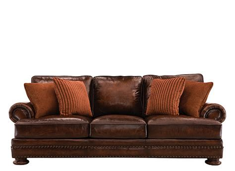 foster leather sofa sofas raymour and flanigan furniture