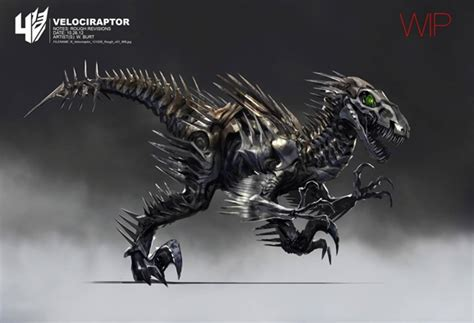 Knives For Kitchen Transformers Age Of Extinction Concept Art Shows Off