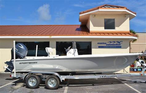 sportsman boats island bay 20 sportsman 20 island bay boats for sale in vero beach florida