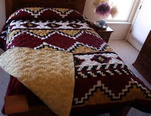 Navajo Quilts by Navajo Blanket Inspired Quilt Craft Projects