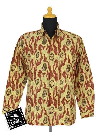 Sarung Batik Katun Primis Batik Cap baju batik kemeja panjang katun primis motif cap cur