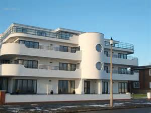 frinton gallery photo new art deco style building on