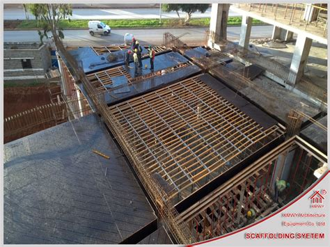 Precast Concrete Waterproof Plywood Decking Beam Slab