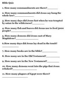 Printable bible quiz pictures to pin on pinterest