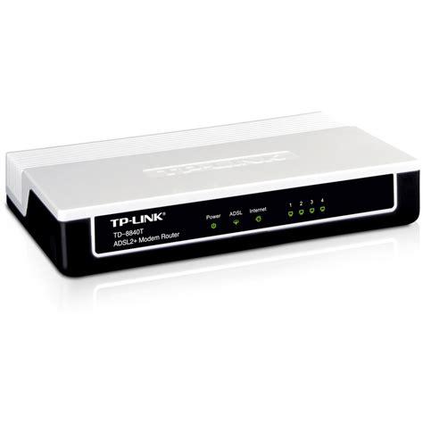 Modem Adsl D Link 4 Port new tp link td 8840t 4 port adsl 2 modem router ebay