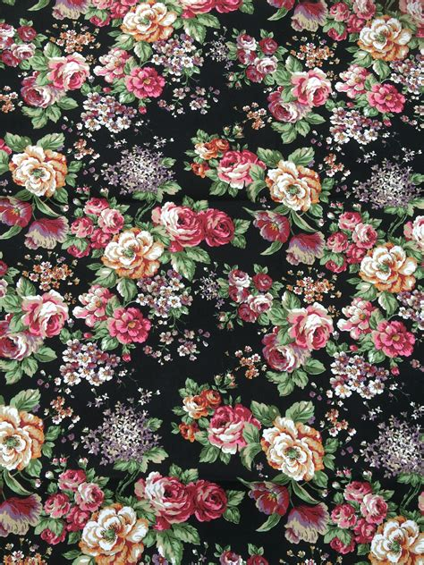 flower pattern dress fabric floral fabric designs sewing avenue