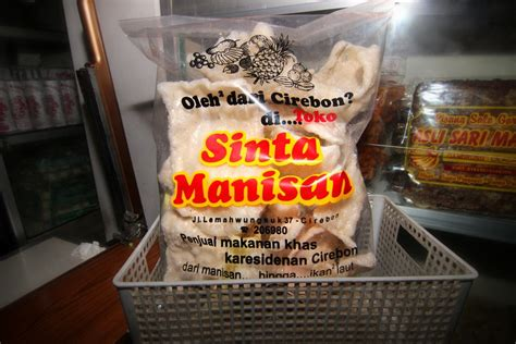 Minyak Goreng Di Ramayana kerupuk melarat kerupuknya warga cirebon indonesiakaya