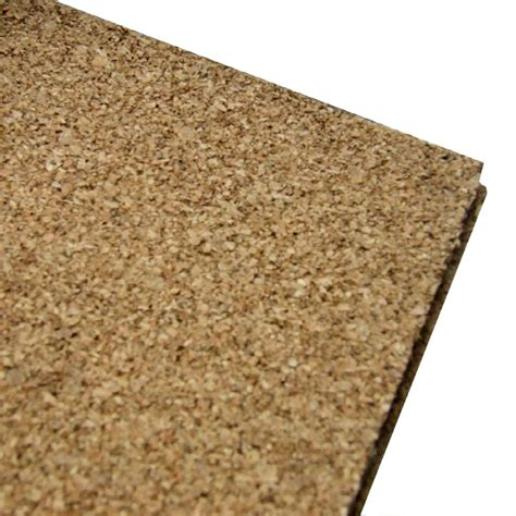 shop natural floors by usfloors usfloors cork underlayment 100 sq ft premium at lowes com