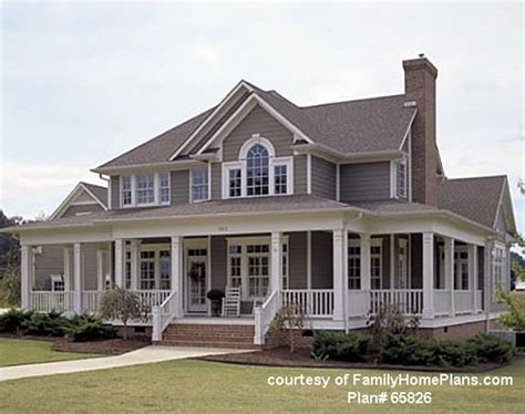 Large Front Porch House Plans by House Plans Online With Porches House Building Plans